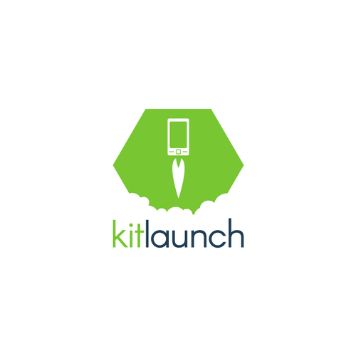 Launch design with the title 'Kit Launch'
