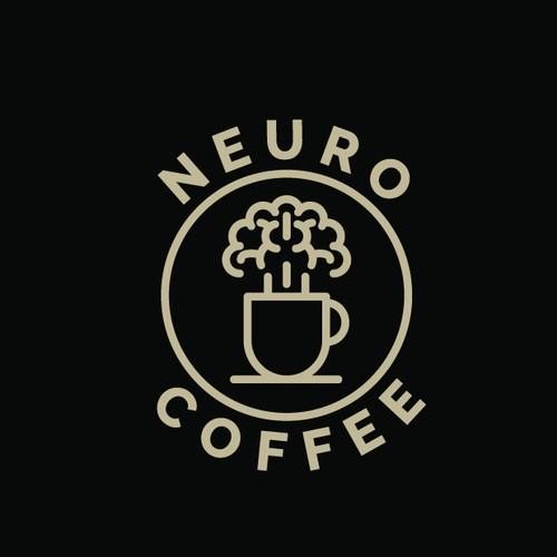 Steam design with the title 'Neuro Coffee'