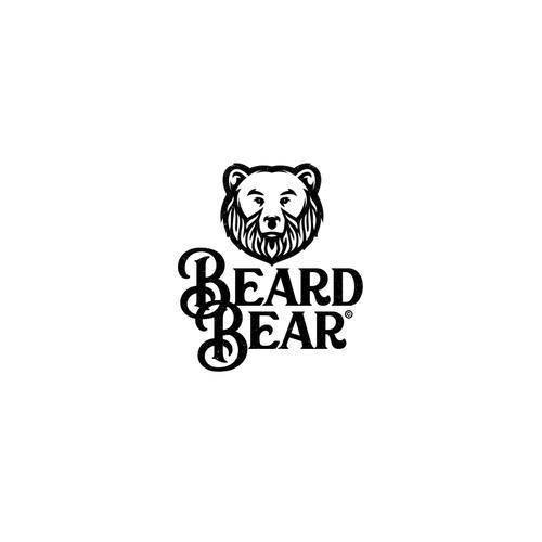 Wild logo with the title 'Beard Bear'