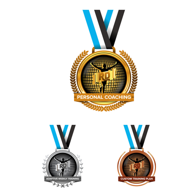 "Own branded ""Gold Medal"" badge design"