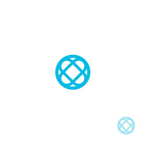 Diver logo with the title 'SkillDeep Logo '