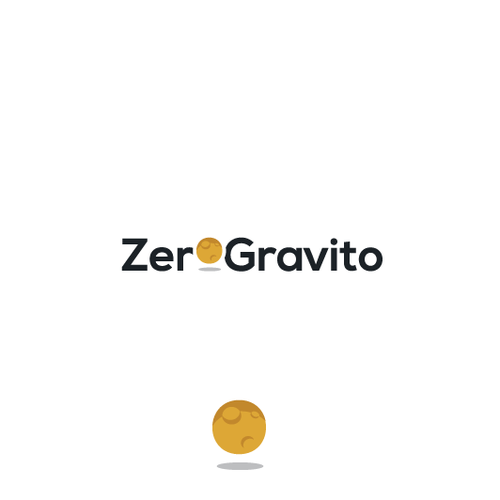 Moon brand with the title 'zero gravito'