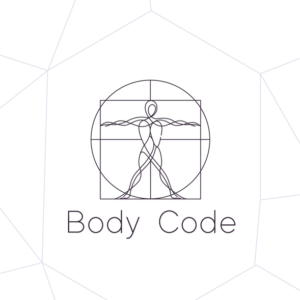 Massage brand with the title 'Cool Logo for Massage Studio'