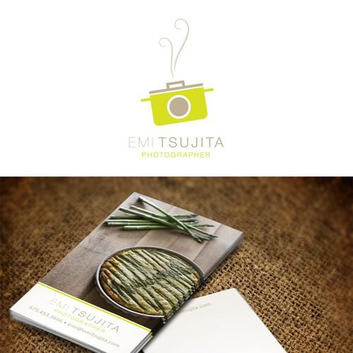 Photo design with the title 'Emi Tsujita'