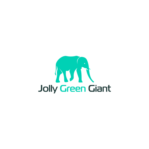 Log design with the title 'JollyGreen Giant'