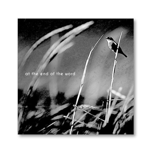 Quiet design with the title 'Music Album Cover'
