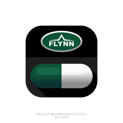 an App Icon for Project Information Lifecycle (PIL)
