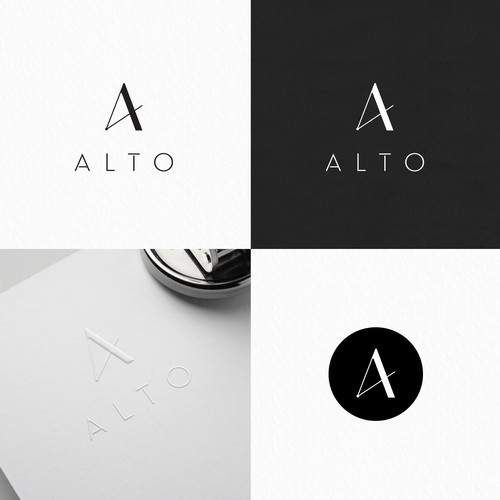 Accessories design with the title 'ALTO Watches'