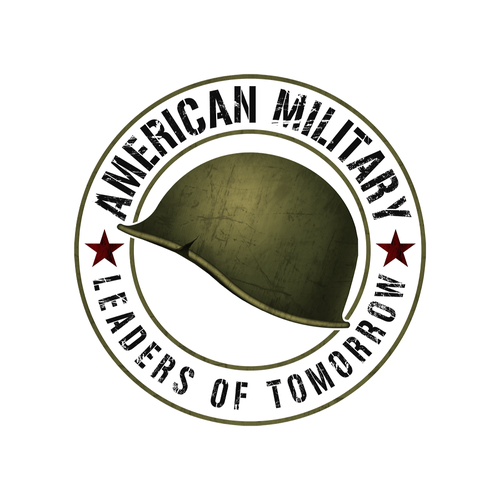 Commando logo with the title 'American Military Leaders of Tomorrow'