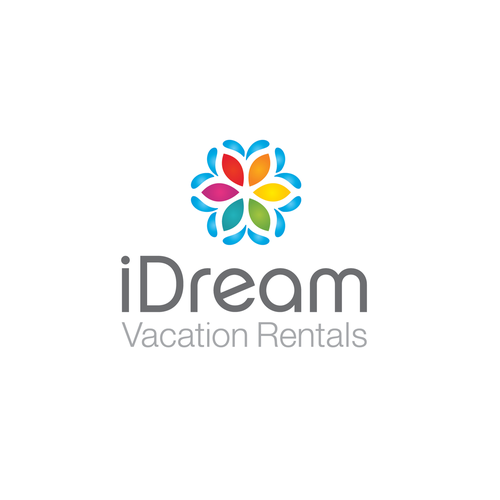 Vacation design with the title 'iDream '