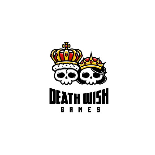Bone logo with the title 'Detah Wish Games'