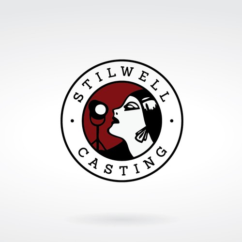 Casting logo with the title 'Stilwell'