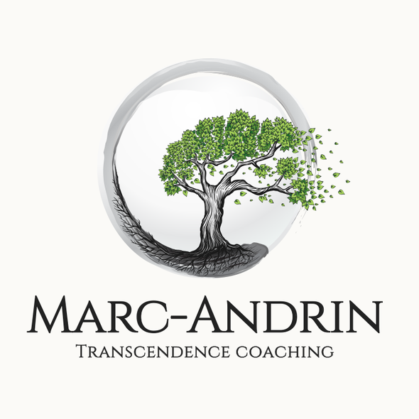 Cool logo with the title 'logo design for Marc-Andrin'