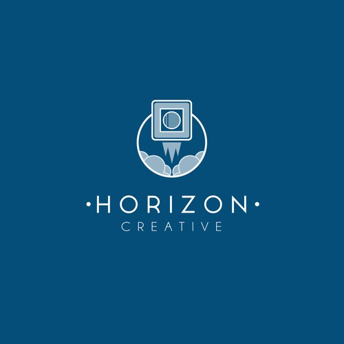 Horizon logo with the title 'Horizon Creative - Video Production'