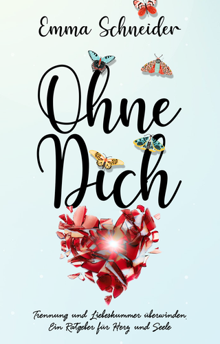 Woman design with the title 'Ohne  Dich'