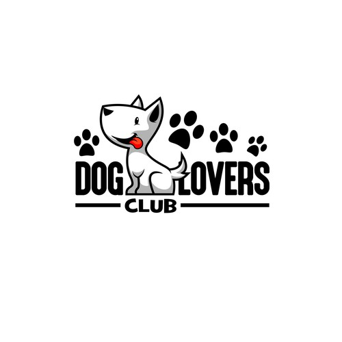 Breeder design with the title 'DOg Lovers Club '