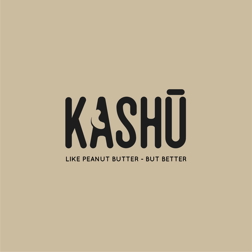 Nut design with the title 'Kashu'