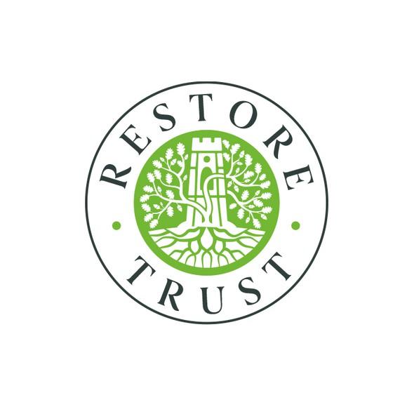 Republic logo with the title 'Restore Trust '