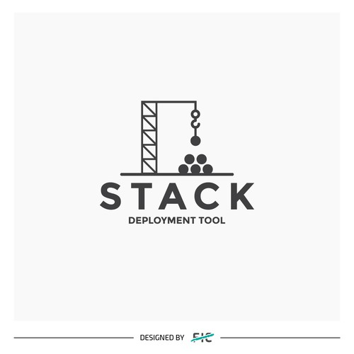 Stack logo with the title 'Stack_DeploymentTool / 03'