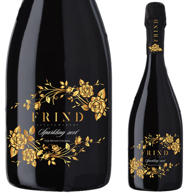Sparkling Wine Label
