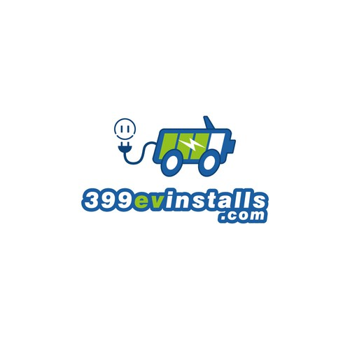 Change logo with the title '399evinstalls.com'
