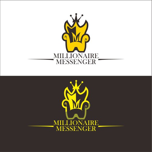 Millionaire design with the title 'Some submit and lose'