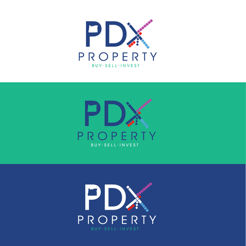 Oregon logo with the title 'PDX Property'