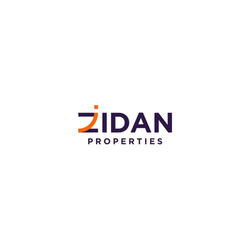 Dubai design with the title 'Zidan '
