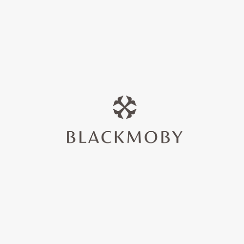 B logo with the title 'Blackmoby'