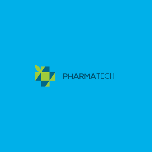 Help logo with the title 'PharmaTech'