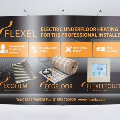Banner for Flexel International