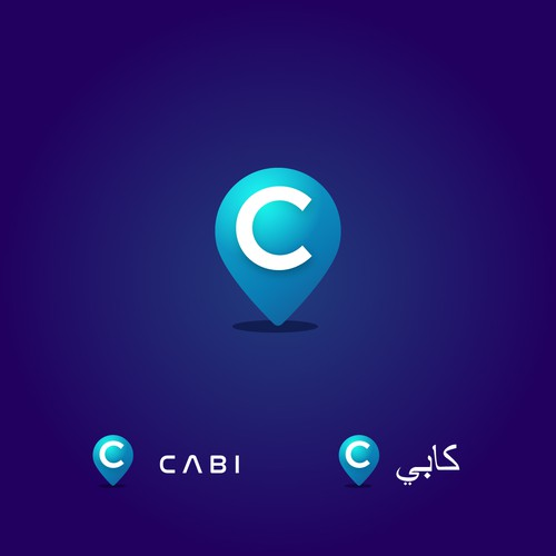 Transportation brand with the title 'Bold logo concept for E-transportation service'