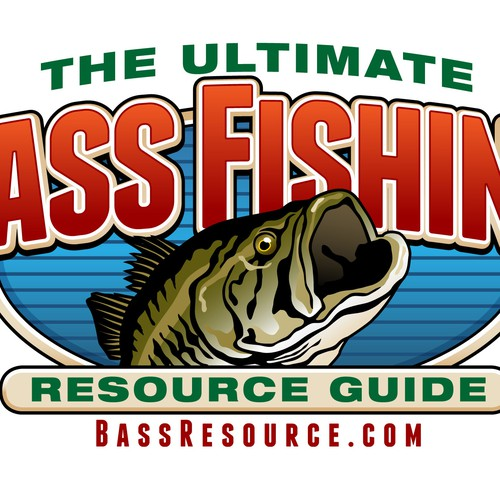 Bass logo with the title 'Logo Redesign Project for Major Website!'