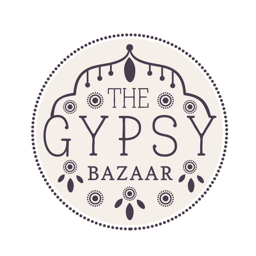 Gypsy design with the title 'Gypsy logo design'