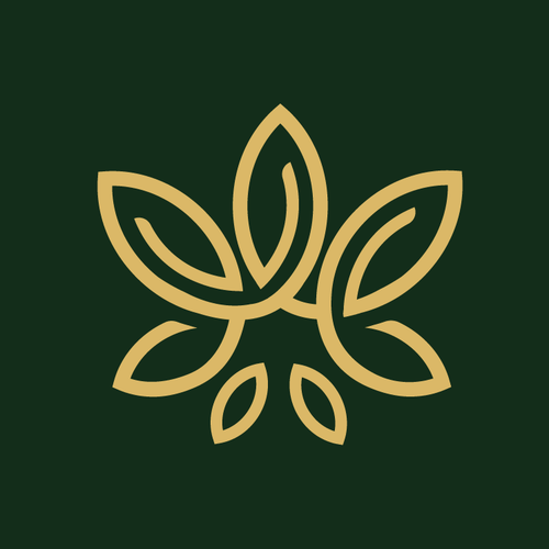 Plant brand with the title 'logo'