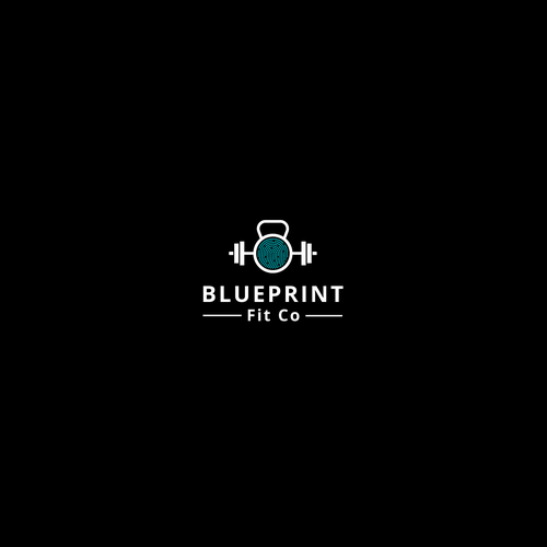 Blueprint logo with the title 'A powerful design & simplified logo.'