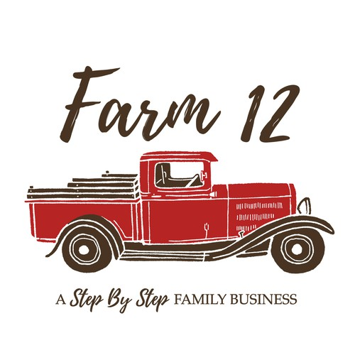 Rough logo with the title 'Farm 12'