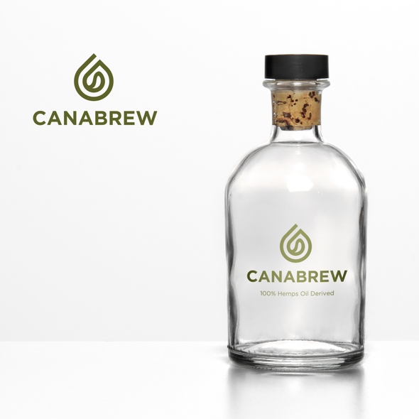 Coffee brand with the title 'Canabrew'