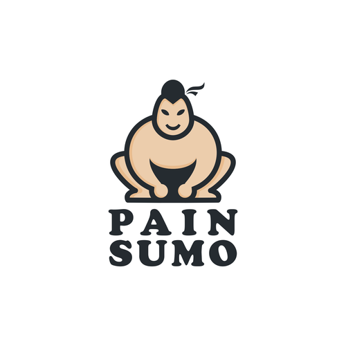 Sumo logo with the title 'PAIN SUMO'