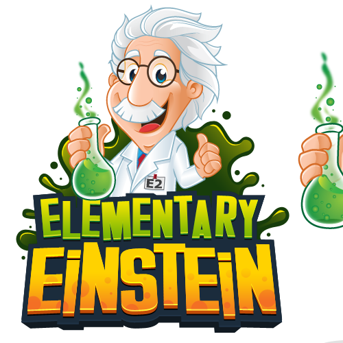 Einstein design with the title 'Science based company looking for exciting logo!'