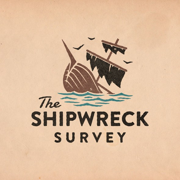 Adventure brand with the title 'The Shipwreck Survey'