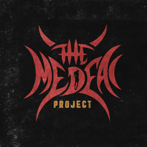 Underground design with the title 'Logo for UK Heavy Metal band'
