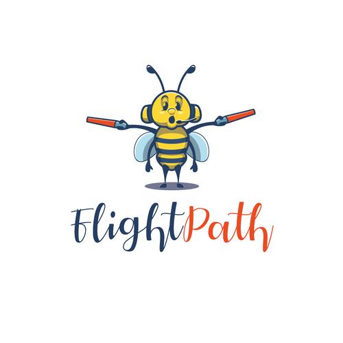Beacon logo with the title 'Hip but elegant backyard beekeeping operation that slangs honey'