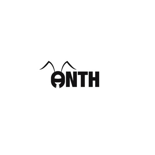 Ant logo with the title 'ANTH Business & Consultancy zoekt origineel, professioneel, visueel & ludiek logo'
