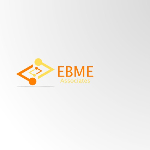 2D logo with the title 'EBME'