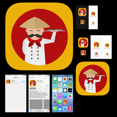 App icon for AsianChef