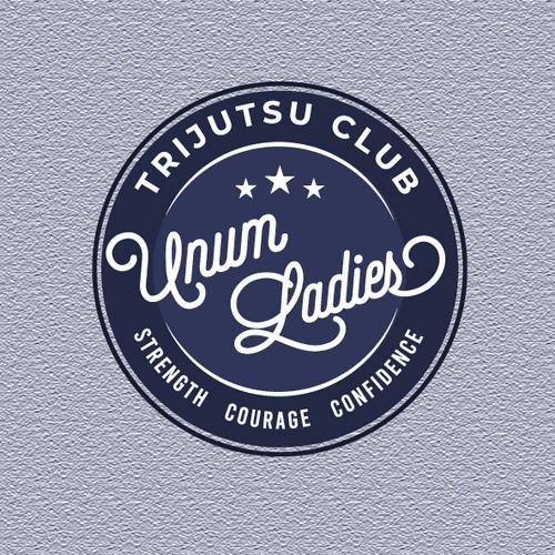 Courage design with the title 'logo for Unum Ladies Trujitsu Club'
