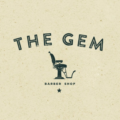 Vintage modern logo with the title 'TG'