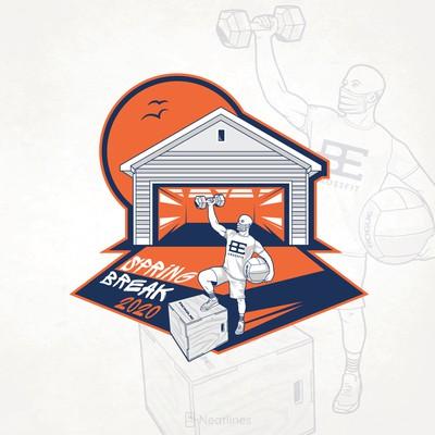 Spring Break 2020 T shirt
