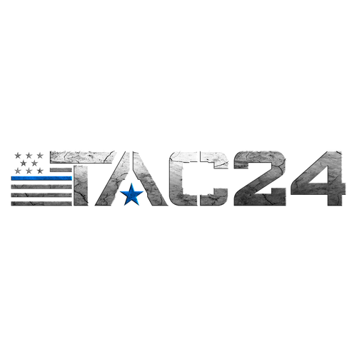 American logo with the title 'Logo design for TAC24'
